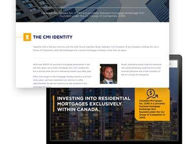 CMI Mortagage Investment Corp