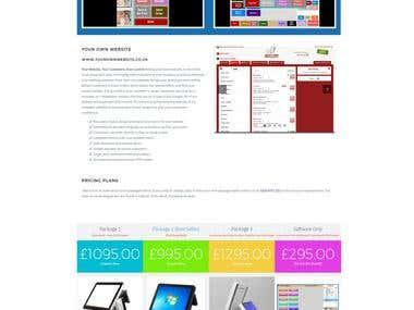 Epos Site with WordPress
