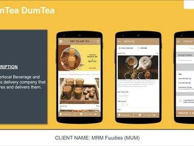 Mobile App- Hyperlocal eCommerce