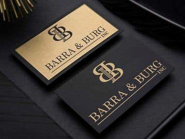 Barra & Burg Inc.