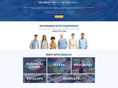 Print Website Design