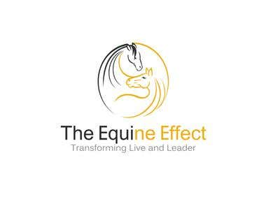 The Equine Effect Logo Design