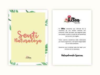 Flyer Design - ALTEA