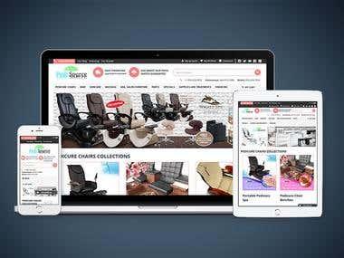 Big Shop based on Cscart Framework