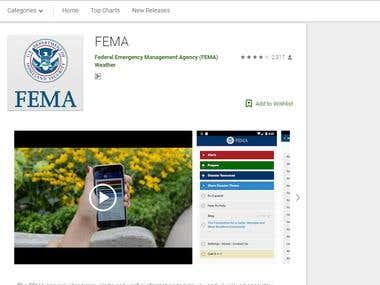 Federal Emergency Management Agency (FEMA)Weather