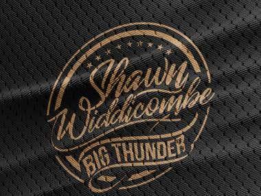 Name Calligraphy Logo