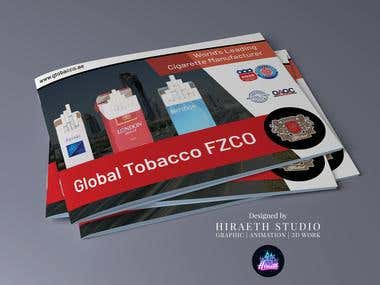 Catalog Design & Brochure Design