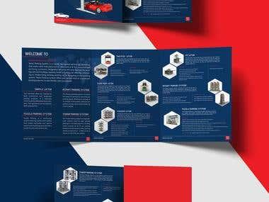 Brochure A4 TriFolder