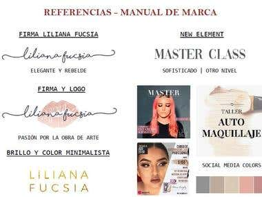 Referencias Manual de Marca - LF