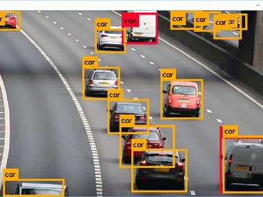 Object detection and tracking