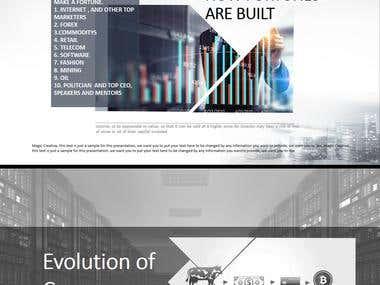 Editable power point presentation