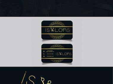 i Salon - logo