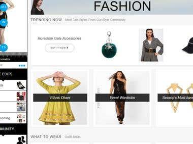 Hastashan.com - A fashion social Platform