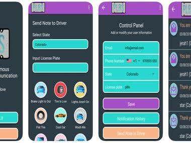 PL8s driver app