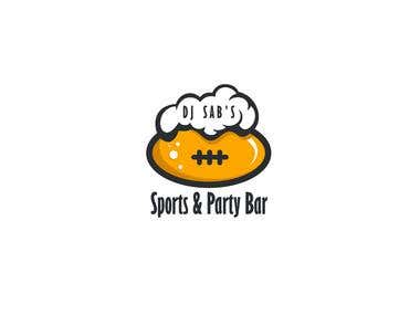 Sport and party bar