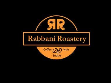 Logo Design for Rabbani Roastery