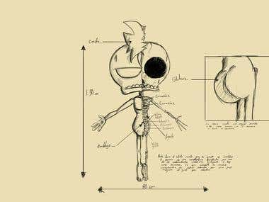 Anatomía Botarga