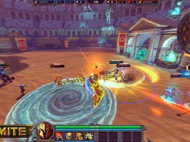 Official Game Review of Smite Open Beta