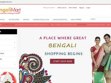 Ecommerce Portal in PHP