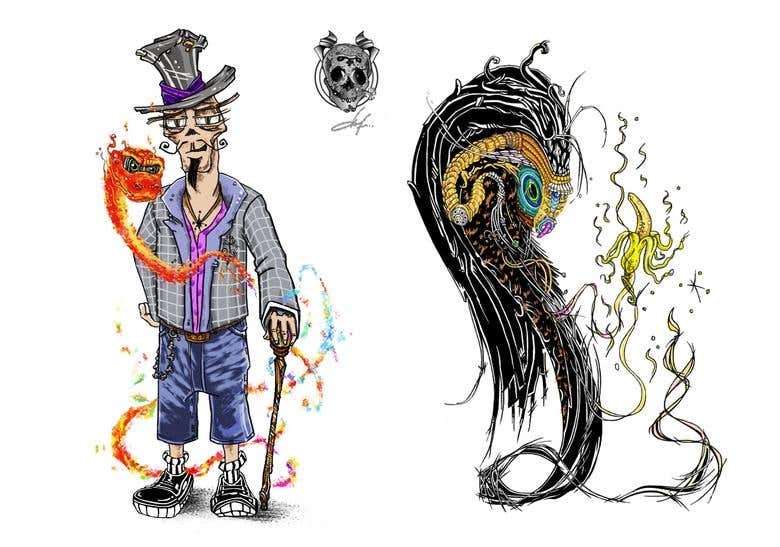 voodoo gods | Freelancer