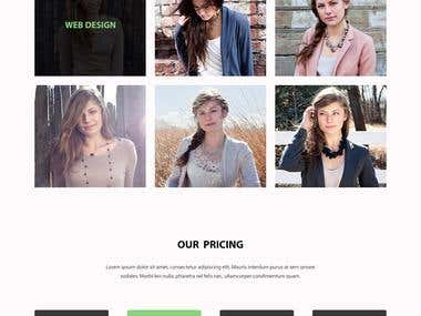 Psd To Html Website Responsive In 24hrs