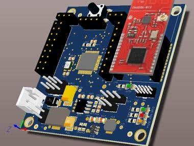 PCB 3D Design