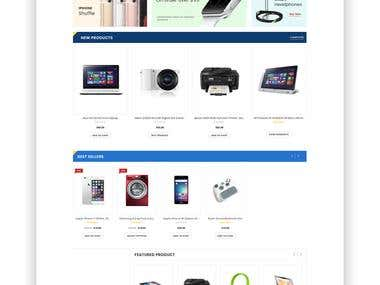 31P1 Ecommerce Store