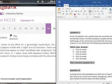 JPG file into Word file convertion