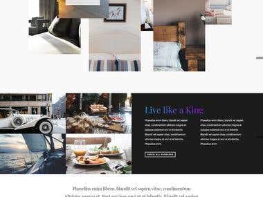Hotel Management Website