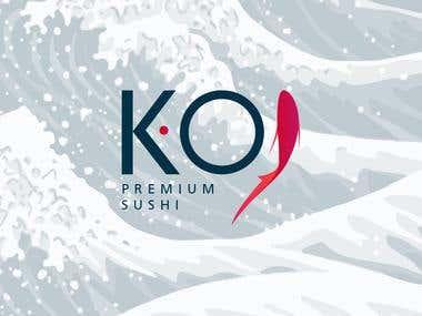 Koi - Premium Sushi