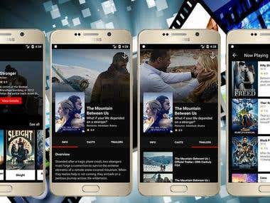 Android Video Streaming