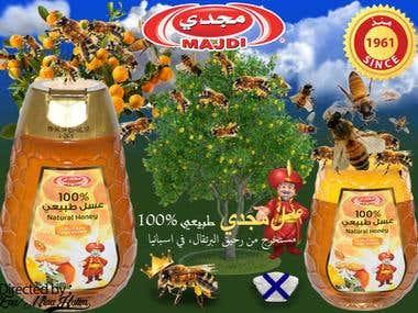 Magdy honey