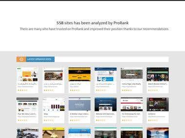 SEORank - Web Design & Development