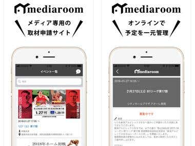 mediaroom - iOS news app