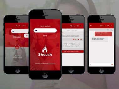 Communication App - Shoosh