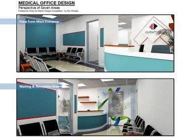 Competition: Medical Office Design