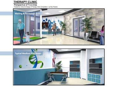 Competition: Therapy Clinic Design