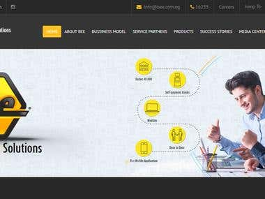 Bee Payment solution Agent Site