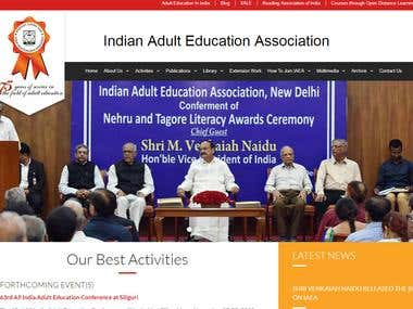 Indian Adult Education Association