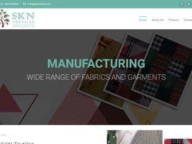 SKN Textile