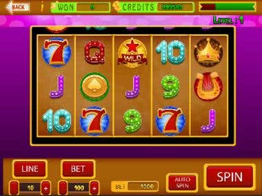 SlotMachine Game Update