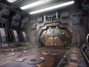 SciFi Interior