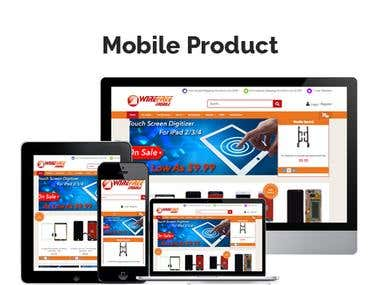 Mobile Product