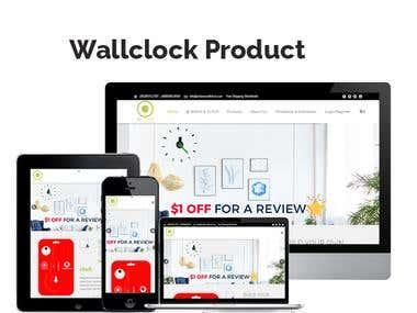 Wallclock Product