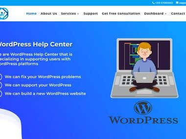 WordPress Help Center