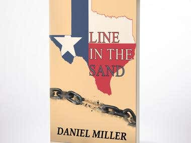 Line In The Sand Book Cover