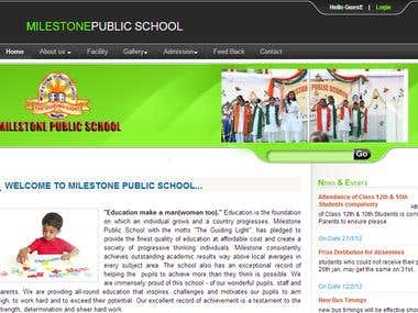 milestonepublicschool
