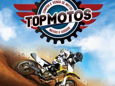 Logo TOP MOTOS
