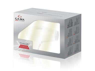 Packaging Secador de pelo