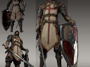 Warrior Video Games
